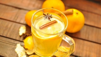 white mulled